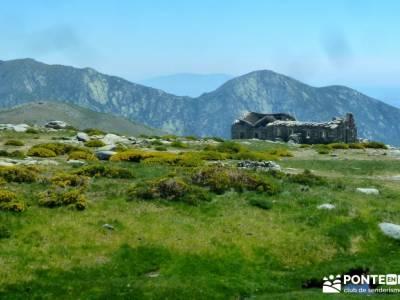 El Morezón - Sierra de Gredos; cerezos en flor; bosque de irati; rutas por madrid;programa de activ